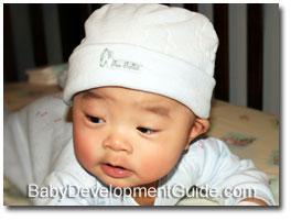 Baby Month Onesies